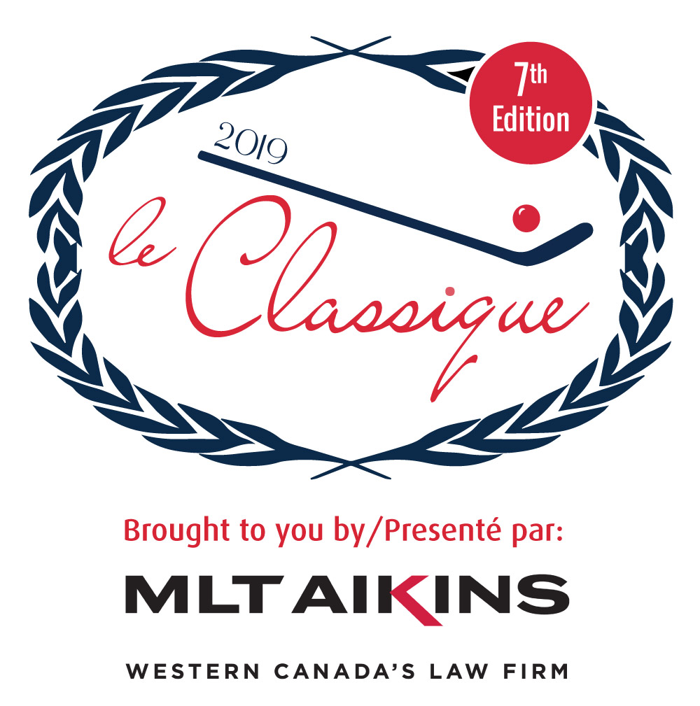 Le Classique is an annual hockey tournament in Winnipeg with all proceeds being donated to CMV (Congenital Cytomegalovirus) research
